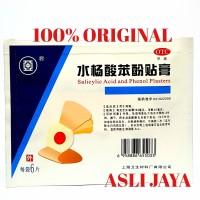 PLESTER KUTIL DAN MATA IKAN ( Salicylic and Phenol Plasters )