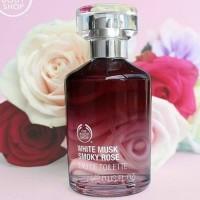 The Body Shop White musk Smoky Rose Edt 60ml Original Reject