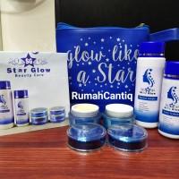 Cream Glow Star Whitening Beauty Care Bpom