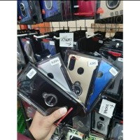 CASE DELKIN WITH IRING BACK CASE FOR SAMSUNG A20S DELKIN 3 IN 1