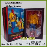 Legend Creation Deluxe Ver Spider Man Action Figure Spiderman Home