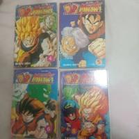 4 Komik DB Master Full Color No.4,5,6 dan 8