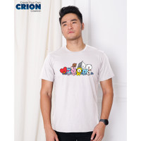 Kaos Boyband Kore BTS - BT21 All Characters - By Crion