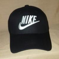 Topi impor nike hitam