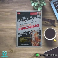 BUKU KOLEKSI LENGKAP SOFTWARE HACKING