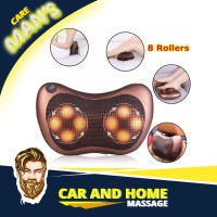 CAR AND HOME MASSAGE PILLOW / BANTAL PIJAT PORTABLE (ORIGINAL 100%)