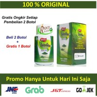 Walatra Spirulina plantesis-ORIGINAL kapsul ekstrak ganggan hijau