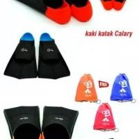 sepatu kaki katak fin calary diving renang snorkling 2405