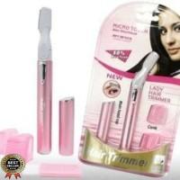 VK Cnaier Micro Touch Hair lady Trimmer Alat cukur Bulu alis