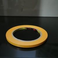 3M masking tape / lakban kertas 22mm x 50 meter ( Gundam Model Kit )