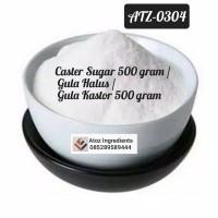 Caster Sugar 500gram/ Gula Halus / Gula Kastor 500gram