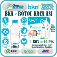 BKA Botol Kaca Asi Office Pack isi (14 +2)