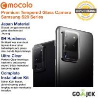 Mocolo Tempered Glass Anti Gores KAMERA CAMERA Samsung S20 Ultra Plus