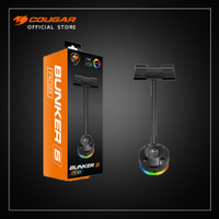 COUGAR BUNKER S RGB HEADSET STAND