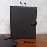 BINDER POLOS EXCLUSIVE BLACK A5 DAN B5