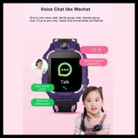 ✅Cod Imoo Z6 Q12 Anti Air Kids Smart Watch Anak Sos Lbs Jam Tangan