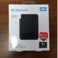 HDD Hardisk External 1 TB WDC Element