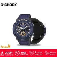 Jam Tangan Casio G-Shock GA-2000-2ADR Original, Bergaransi Resmi