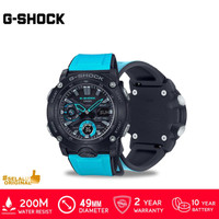 Jam Tangan Casio G-Shock GA-2000-1A2DR Original, Bergaransi Resmi