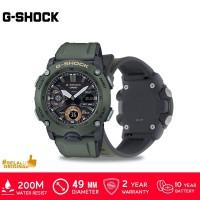 Jam Tangan Casio G-Shock GA-2000-3ADR Original, Bergaransi Resmi
