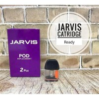 Jarvis Catridge l Pods Pod Coil Replacement Authentic Harga Per Piece