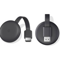 CUCI GUDANG !! ALL NEW GOOGLE CHROMECAST 3rd GENERATION 3 (No Box)