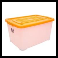 Shinpo Container Box Plastik Mega CB 130 Liter Dengan Roda TerMurah
