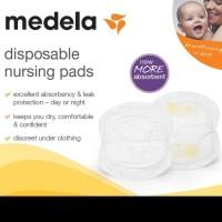 Best Seller Breastpad Medela Satuan Breast Pad Disposable Nursing Pads