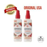 Crystal deodorant spray POMEGRANATE ibu hamil deodoran PROMO SPECIAL