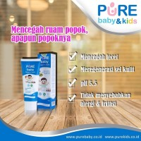 Pure Baby Diaper Cream 100 Gr / Krim Pencegah Ruam Popok Bayi
