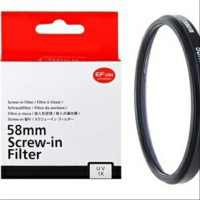 Filter Protector Canon Lens 58mm