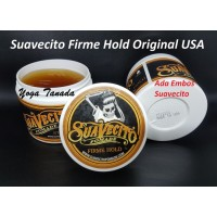 POMADE SUAVECITO FIRME HOLD STRONG WATERBASED 4 OZ MADE IN USA (FREE