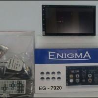 Head Unit 2Din DVD & Android ENIGMA EG 7920 OS 9.0 Ram 2GB Internal