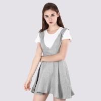 Ada Fashion Mini Dress Casual Wanita