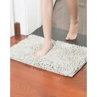 Keset Cendol Dof 40 x 60 cm / karpet bulu / alas / doormat chenille