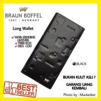 Dompet Pria Panjang Braun Buffel BB 01 - 08 Impor KULIT ASLI ORIGINA