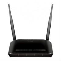 DLink DSL 2750E Wireless N300 ADSL2 plus Modem Route