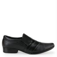 Sepatu Kulit Pria Jim Joker Terbaru Pantofel Ares 3Fa