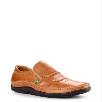 Sepatu Pesta KICKERS Pria Kcm 2912 Tan Leather