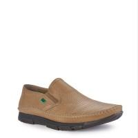 Sepatu KICKERS Terbaru 3117T Coklat Leather