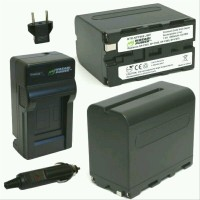 promo Paket Wasabi Power Battery 2-Pack 8500mAh Rechargeable