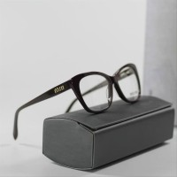 Kacamata Fasion Wanita Miu Miu Felysia Mirror Quality Maron