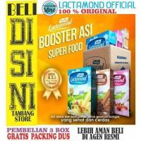 QbT ~ Nutrisi Ibu Hamil Menyusui Kebutuhan Promo Susu Almond