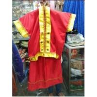 Buku Baju bodo TK - SD // baju adat sulawesi // baju makassar //