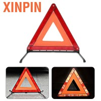 Xinpin Foldable Car Reflective Triangle Emergency Fault Sign Warning