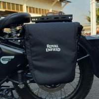 promo Side bag tas samping modif untuk royal enfield classic