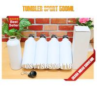 botol tumbler sport promosi polos murah | custom souvenir promosi