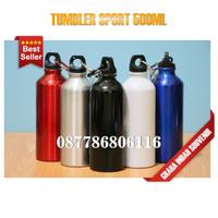 tumbler sport | custom botol minum 500ml murah