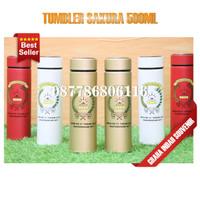 tumbler sakura 500ml polos | custom souvenir botol tumbler promosi