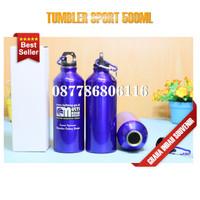 tumbler sport 500ml polos | Botol minum tumbler custom murah